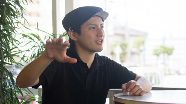 ビン (Ishigakijima Kitchen Bin)様へのインタビュー画像
