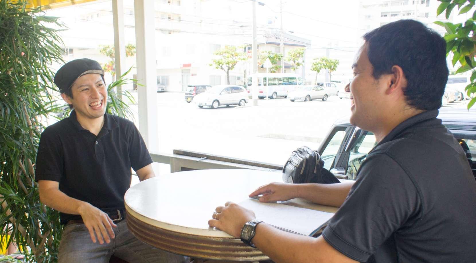 石垣牛の旨さをバーガーギュッと詰め込んだ逸品を提供するビン (Ishigakijima Kitchen Bin)様へのインタビュー画像