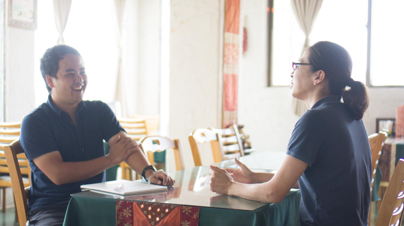 本場インド料理専門店 KABAB'S インタビュー画像