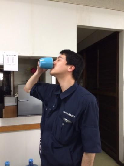 職場での乾杯