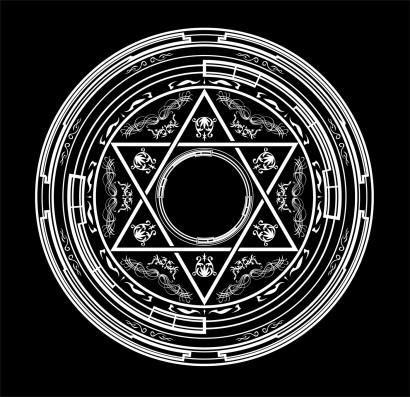 悪魔的六芒星