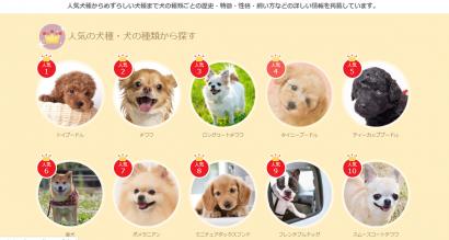 みんなの犬図鑑
